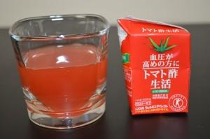 トマト酢生活